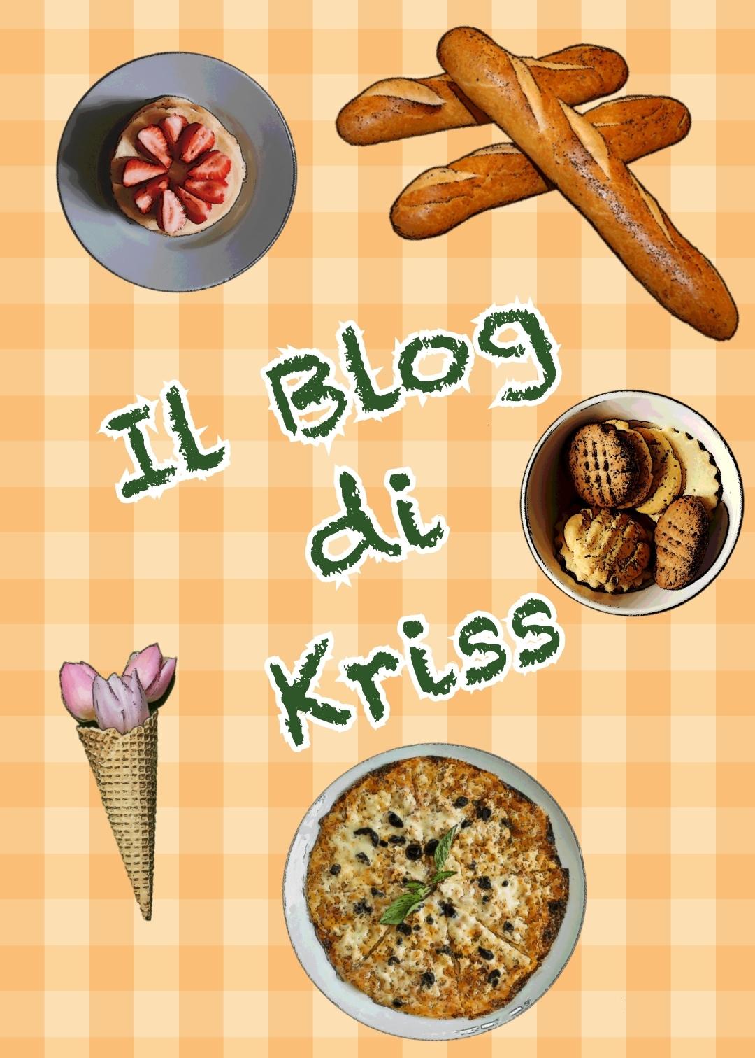 blog ricette kriss